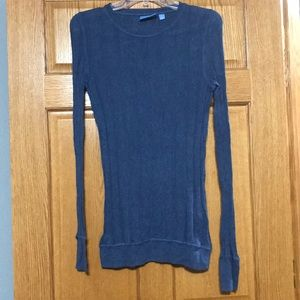 Light weight tunic sweater